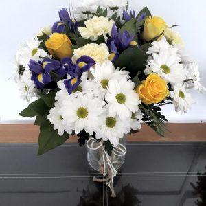 I Love Spring Flower Bouquet