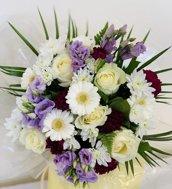 Send Flowers to a friend