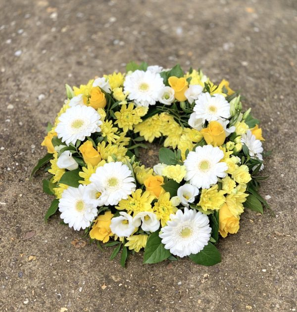 Order Funeral Wreath