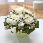 Flower for funeral Cinderford