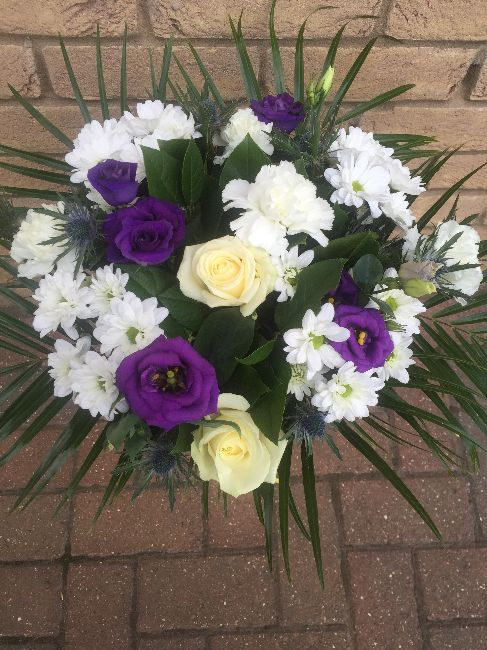 Sapphire Flowers