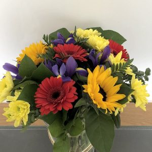 Vibrant Summer Flower Bouquet to buy online